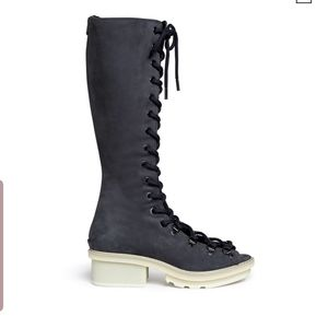 3.1 phillip lim Mallory lace up sandal boots
